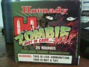 Hornady Zombie Rounds Ammunition
