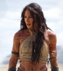 Dejah Thoris from Disney's John Carter