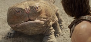 Dog-like Calot Woola from John Carter